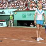 Grand Slam Tennis 2: Six French Open screenshots