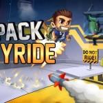 Jetpack Joyride Rocketing on to Playstation Network