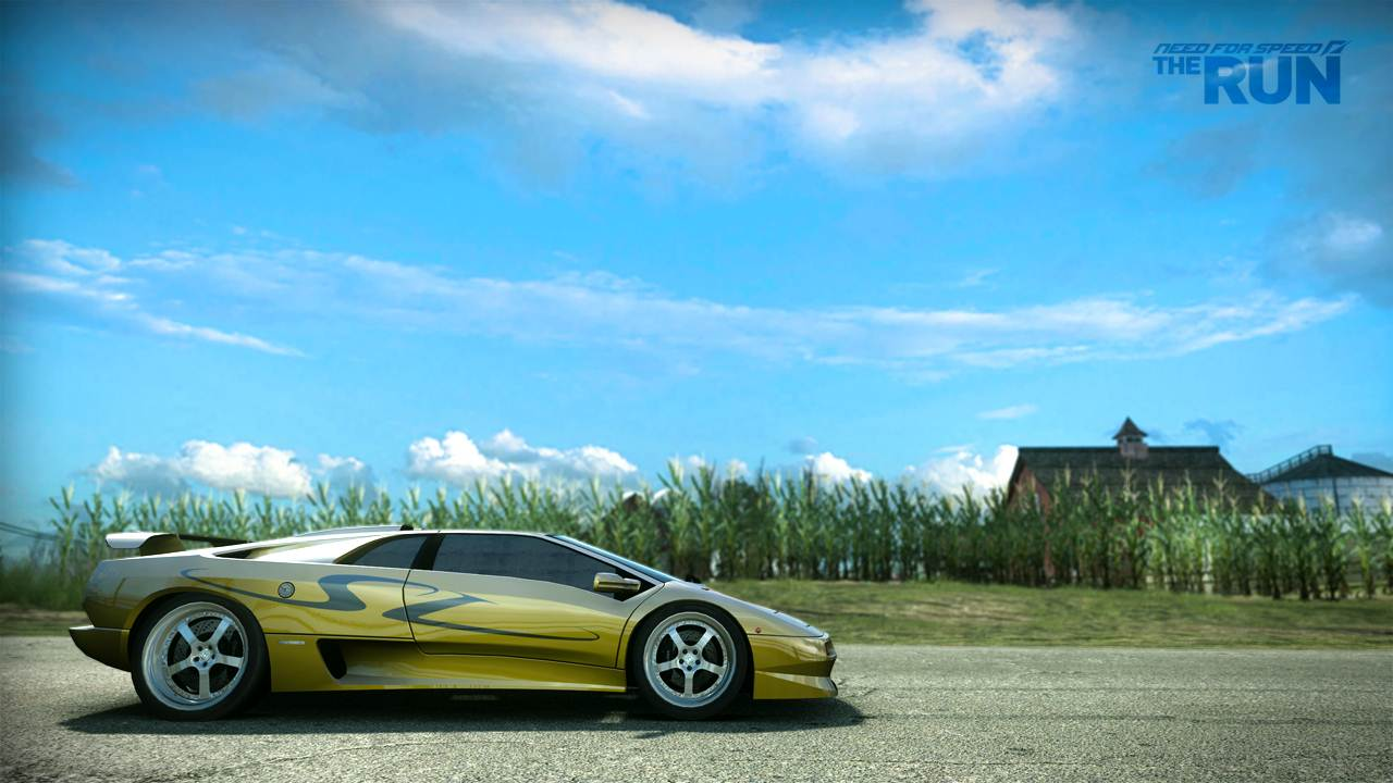 Need for Speed The Run: Italian car pack screenshots