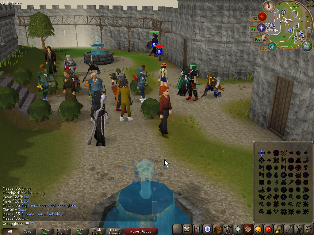 runescape The game of RS Gold is come back to everyone is a dream