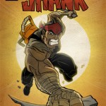 Gorgeous Shank Comic Book Now Available