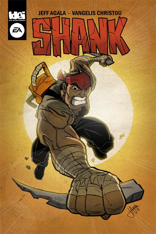 скачать игру Shank 1 через торрент - фото 9