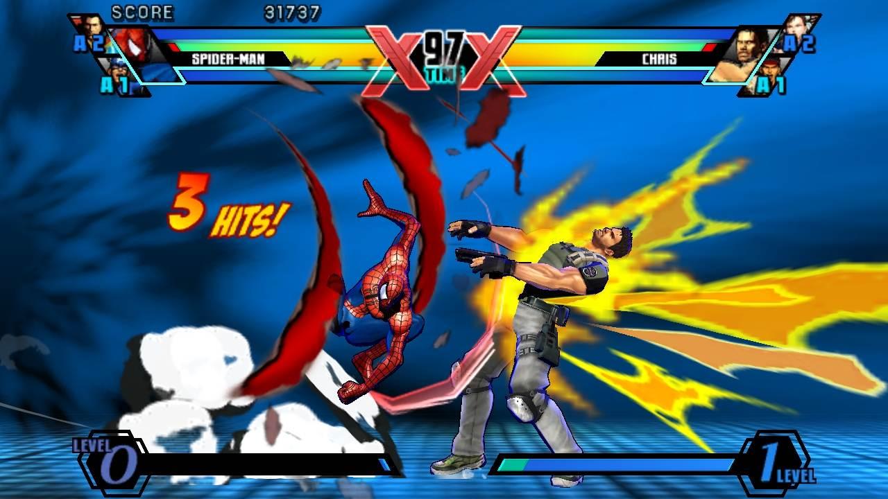 Ultimate Marvel vs. Capcom 3 – A series of explosive Vita ...