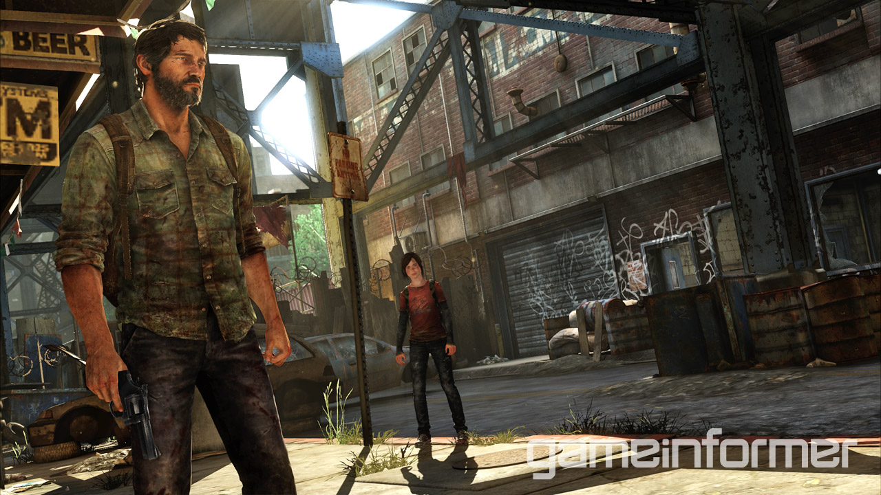 the last of us in game 1