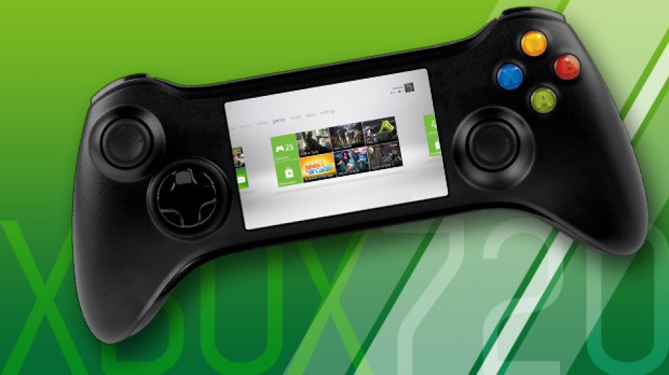 Report Xbox 720 Controller To Have Wii U Like Touch Screen