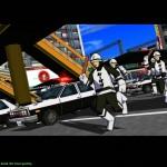 Jet Set Radio: Some screenshots of the new version