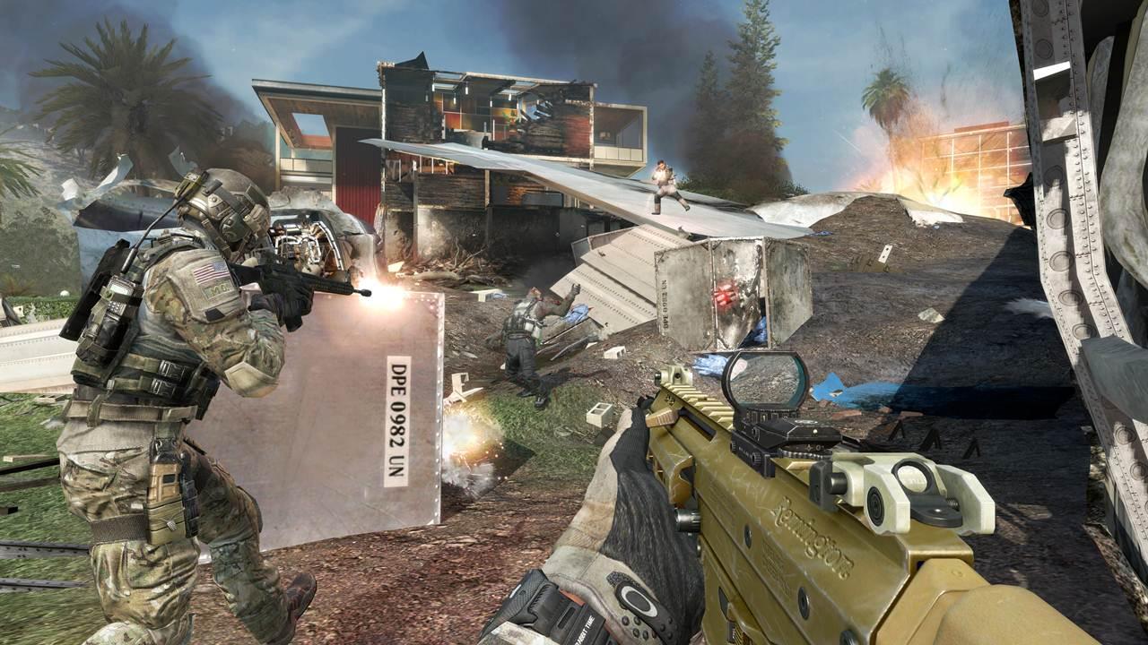 Call Of Duty: Modern Warfare 3 – Three new DLC screenshots