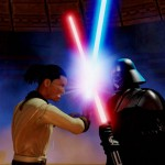 Kinect Star Wars: Feel the force of the Spring Showcase screenshots