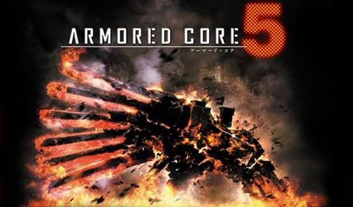 Armored Core V: Verdict Day New Video