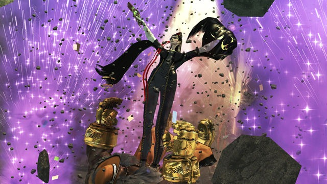 bayonetta anarchy reigns 1
