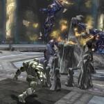 DC Universe Online: Seven combative launch screens