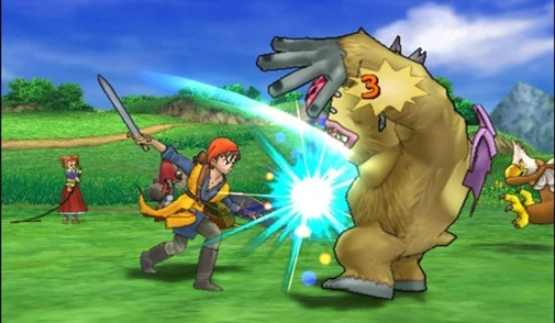 hero dragon quest 8