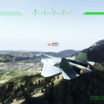 Jane's Advanced Strike Fighters – Two screenshots crafted specifically for release day