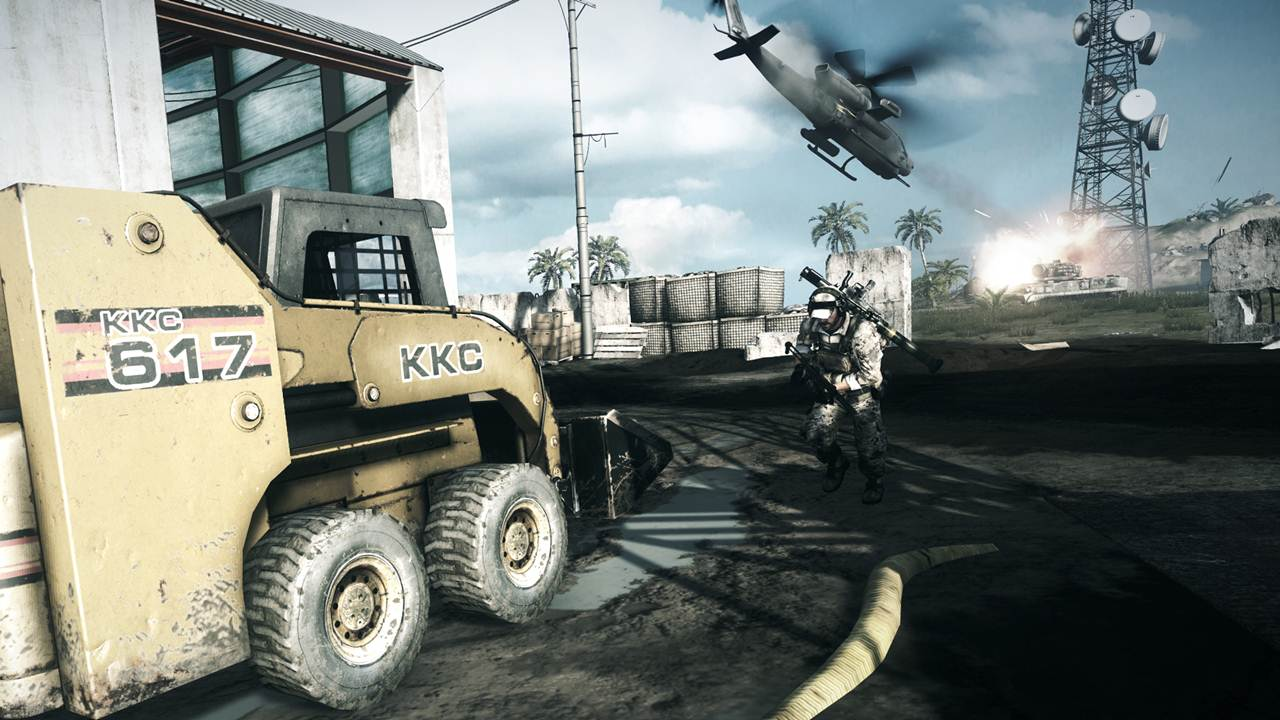 Check Out These New Screenshots From Battlefield 3 Back To Karkand This Game Is Published By EA On PC PS3 And X360