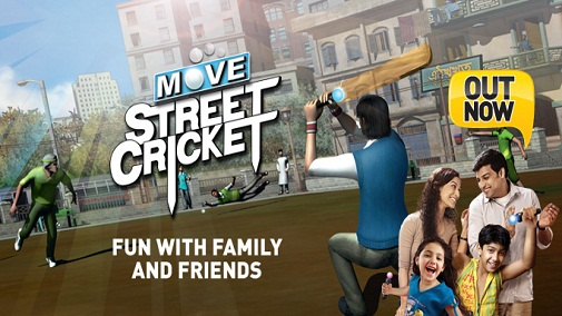 Move Street Cricket Review