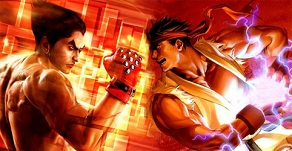 Street Fighter X Tekken Wallpapers In Hd