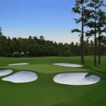 Tiger Woods PGA Tour 13 Augusta Screens