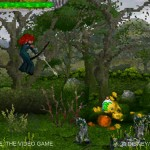Brave: The Video Game – A large collection of new screenshots brave public scrutiny