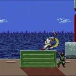 Shinobi: Some virtual console screenshots