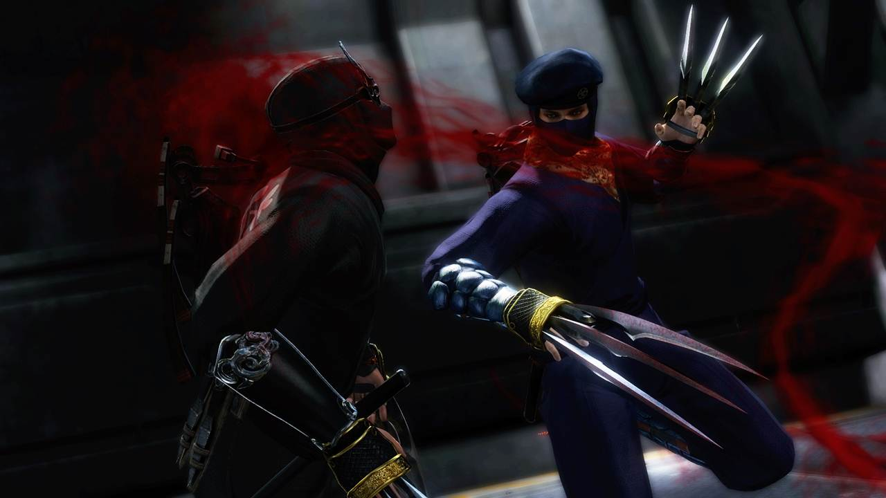 Ninja Gaiden 3 Some Dlc Screenshots