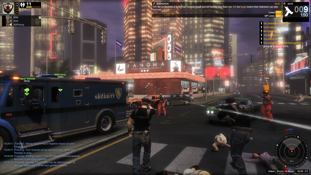 APB: Reloaded Wiki – Everything you need to know about the game