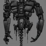 Borderlands 2 Some 'Mechromancer' concept artwork