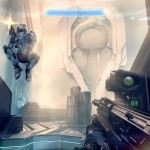 Halo 4 gameplay video and interview