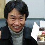 """Shigeru Miyamoto's Completely New Project """"Getting Busier Lately"""""""