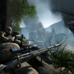 This is how you blow heads in Sniper: Ghost Warrior 2