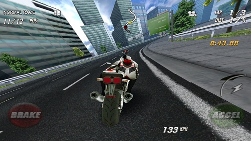 Bike Video Game and does the game justice