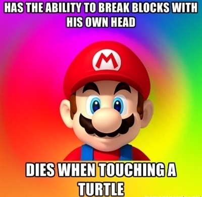 1 50 funniest mario memes you will ever see gamingbolt com video