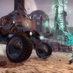 Starhawk: A supernova of review screens