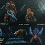 Halo 4 contains some new enemies: 'Crawler' and 'Watcher'