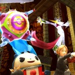Persona 4 Golden: Some remastered screenshots