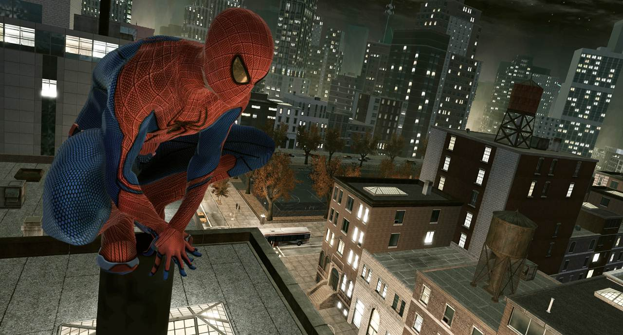 Check out these new screenshots from The Amazing Spider-Man.This game
