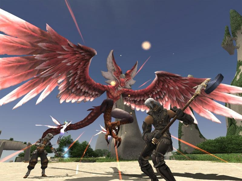 Square Enix Final Fantasy Xi Is Our Most Profitable Game