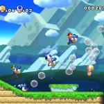 New Super Mario Bros. U- A set of E3 screens