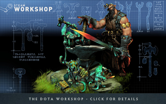 dota 2 workshop