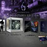 Resident Evil 6 Collector's Edition for Europe Announced
