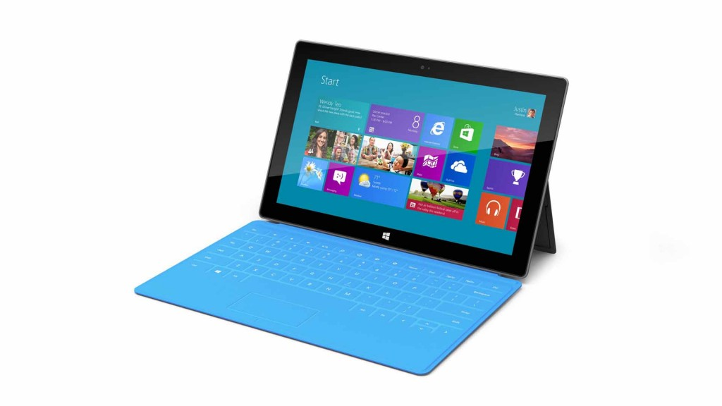 surface 1