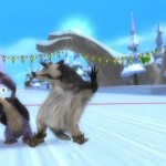 Ice Age: Continental Drift – Arctic Games – Some frostbitten screenshots