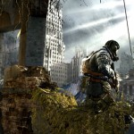 Come to Moscow and see the sights with a 13 minute Metro: Last Light gameplay video