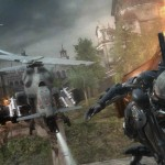 Metal Gear Rising: Revengeance – Screenshots from Comic-Con