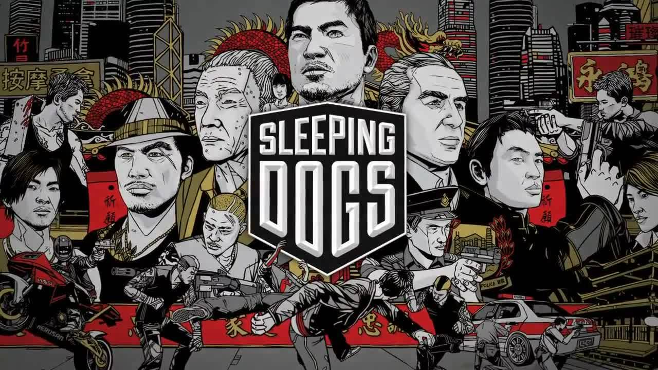 Tagged With Pc Ps3 Sleeping Dogs Wallpapers Square Enix United Front Games Xbox 360