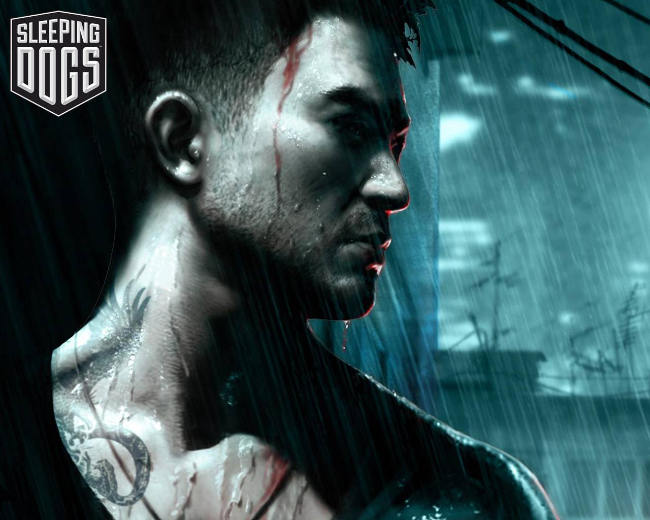 Sleeping Dogs is due for the PC, PS3 and Xbox 360. The game is being