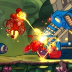 Awesomenauts gets a 'Suit-up' trailer