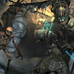 New Dead Space 3 screenshots show only one colour