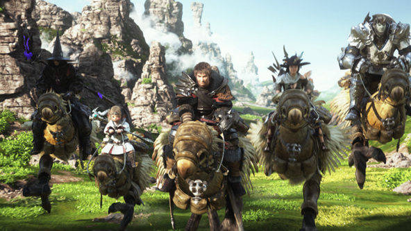 Final Fantasy XIV: A Realm Reborn Offers Veteran Rewards for