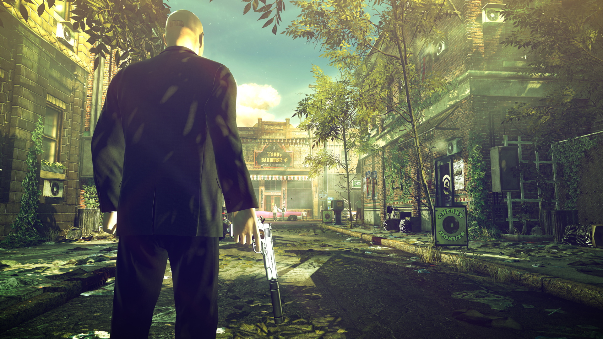 Hitman Blood Money And Absolution Pegi Ratings Hint At Remasters