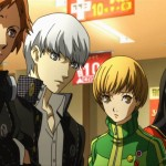 Persona 4 Arena: Story, challenge, network and lesson mode screenshots